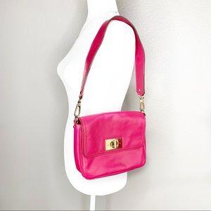 Kate Spade Pink Shoulder Hand Bag Purse